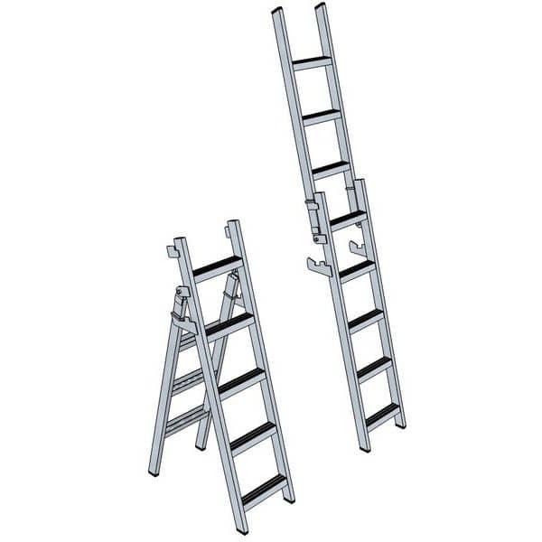 Лестница для кабельных колодцев
