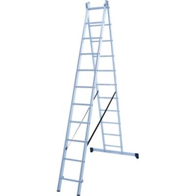 Лестница двухсекционная 2х11