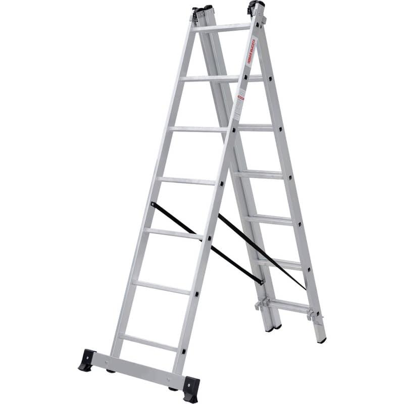 Лестница трехсекционная 3x7